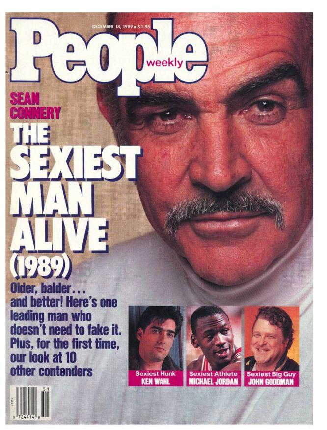 1989:Sean Connery.