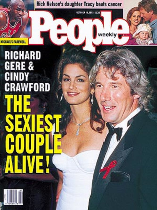 1993:Richard Gere.