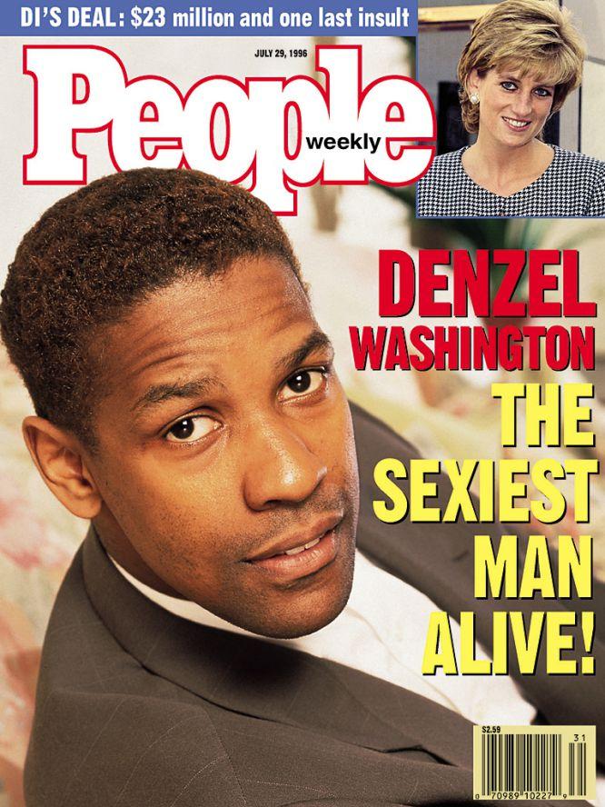 1996:Denzel Washington.