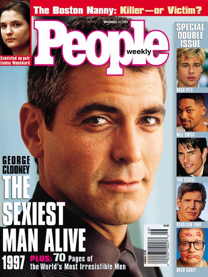 1997:George Clooney.