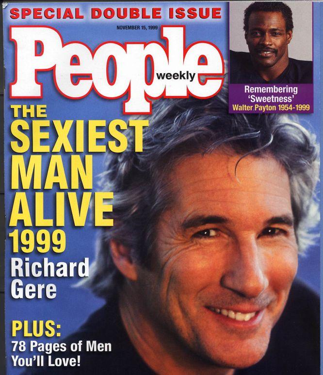 1999:Richard Gere.