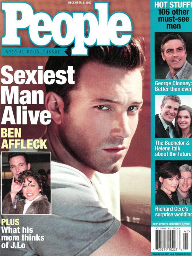 2002:Ben Affleck.