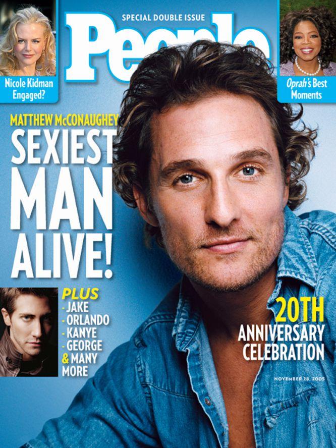2005:MatthewMcConaughey.