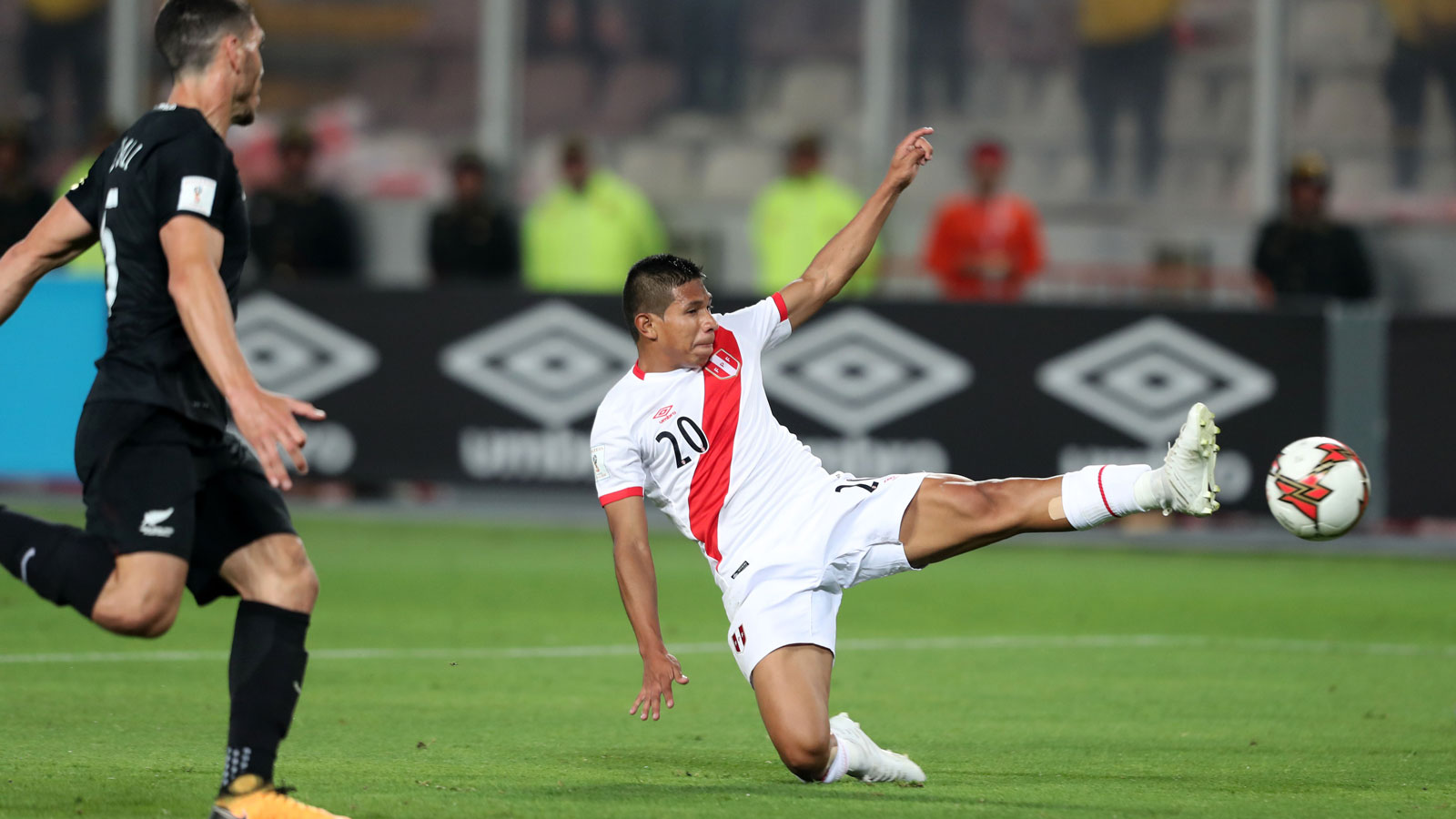 Perú participará en su quinto Mundial, el primer después de España 1982
