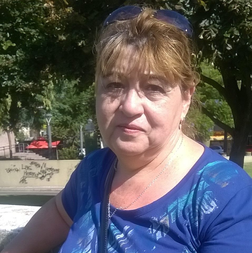 Beatriz Venegas, preocupadísima: su familia está a un tris de quedar en la calle.