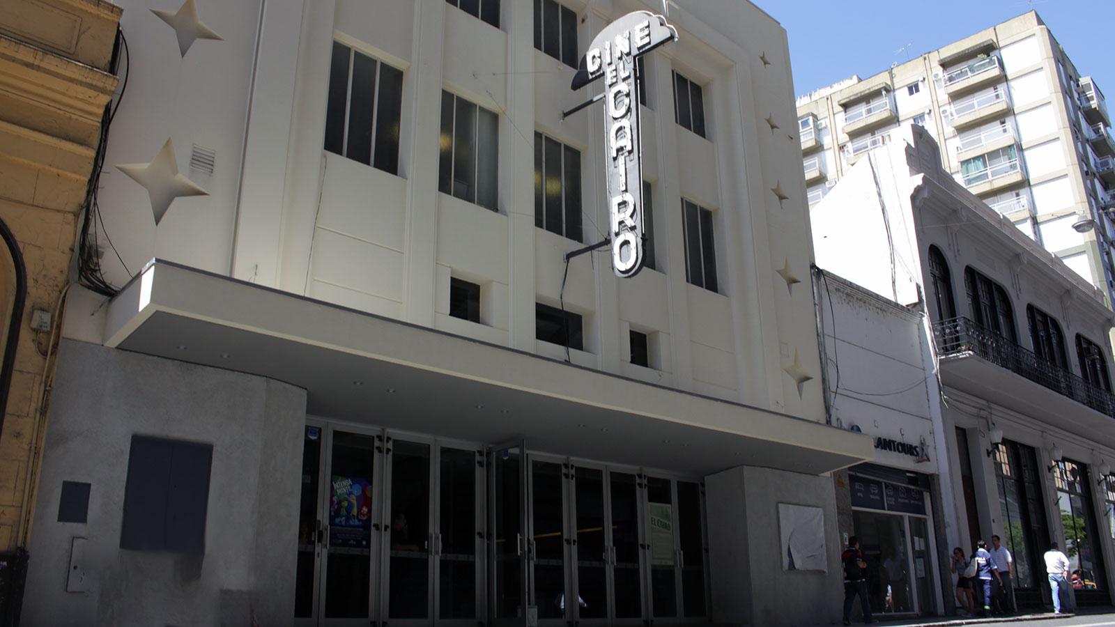 El cine público vuelve a abrir su sala más importante