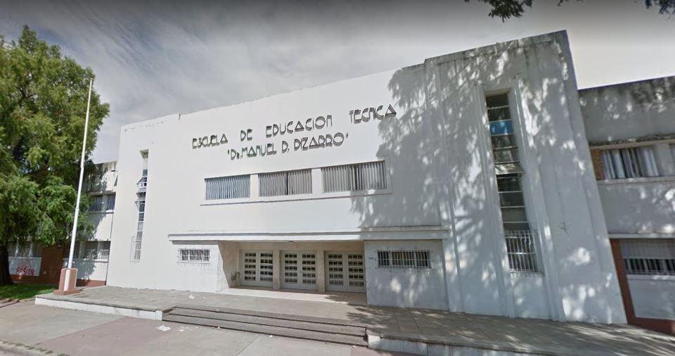 La escuela Pizarrosufrió cinco amenazas en tres días (Google Maps)