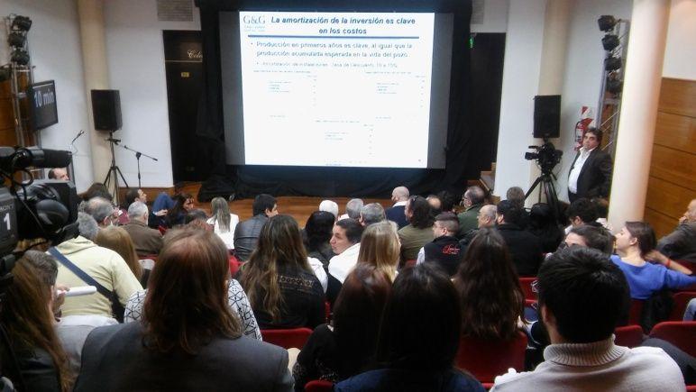 En la audiencia pública de 2016 Rosario fue una de las sedes donde se pudo participar en una sala pequeña.