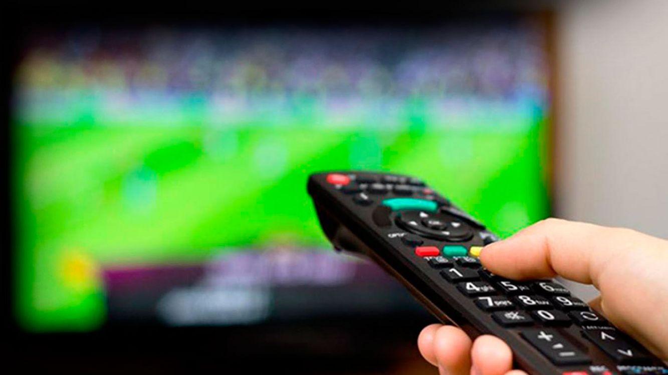 ¿De verdad pensás quedarte todo el día frente a la TV?