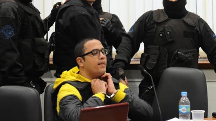 Guille Cantero, uno de los cabecillade la banda LosMonos, irá al banquillo por asociación ilícita.