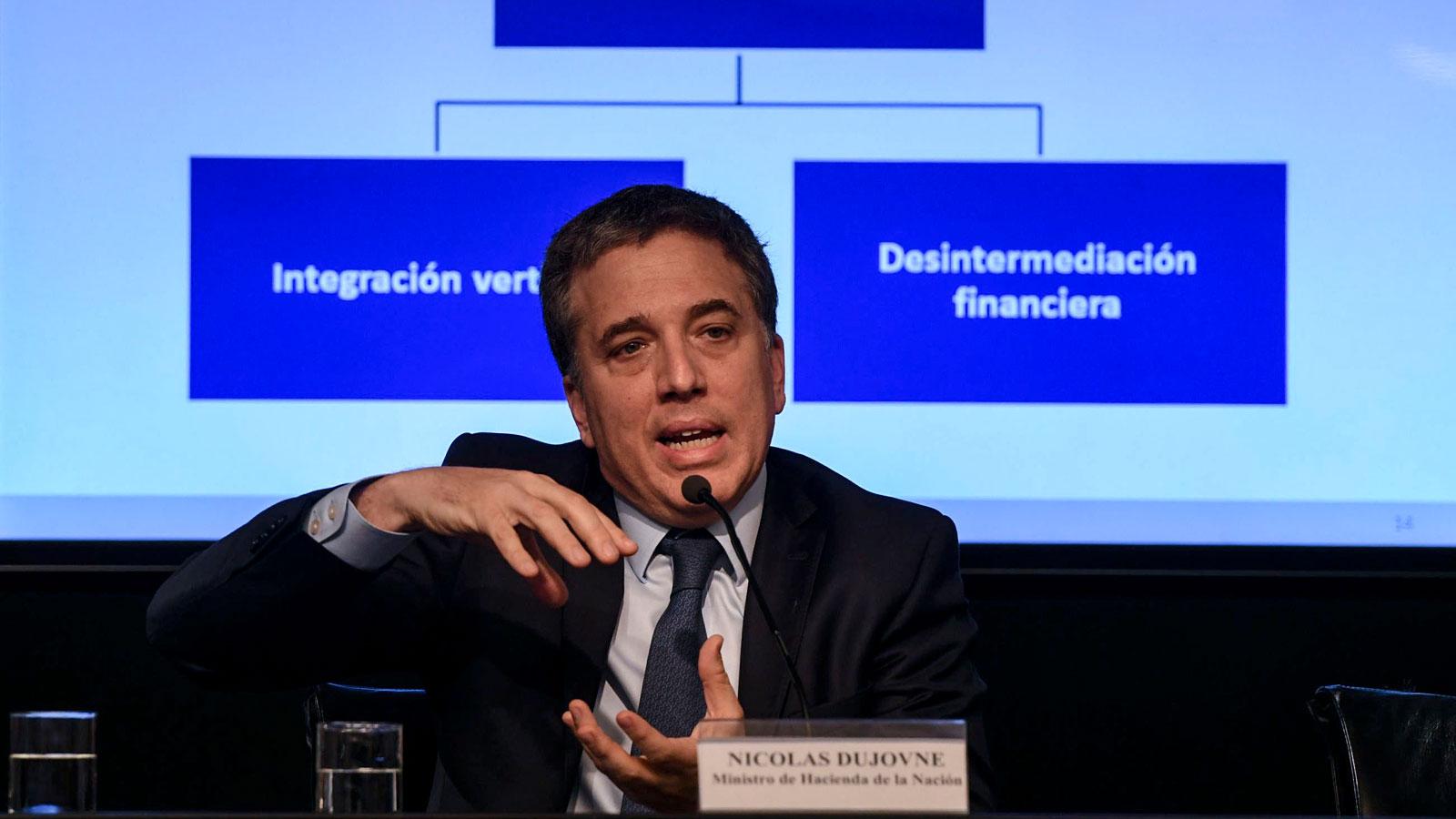El proyecto de reforma detallado por Dujovnellegaráal Congreso en los próximos días