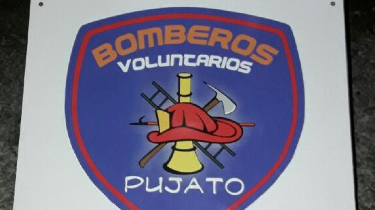 El logo que identificará al cuartel. Foto: Gaspar Dalla Valle.