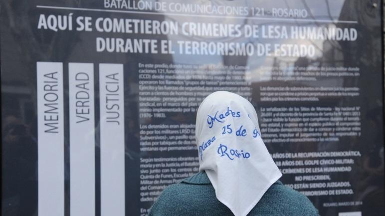Rosario sumará otro Sitio de Memoria entre las huellas de la dictadura.