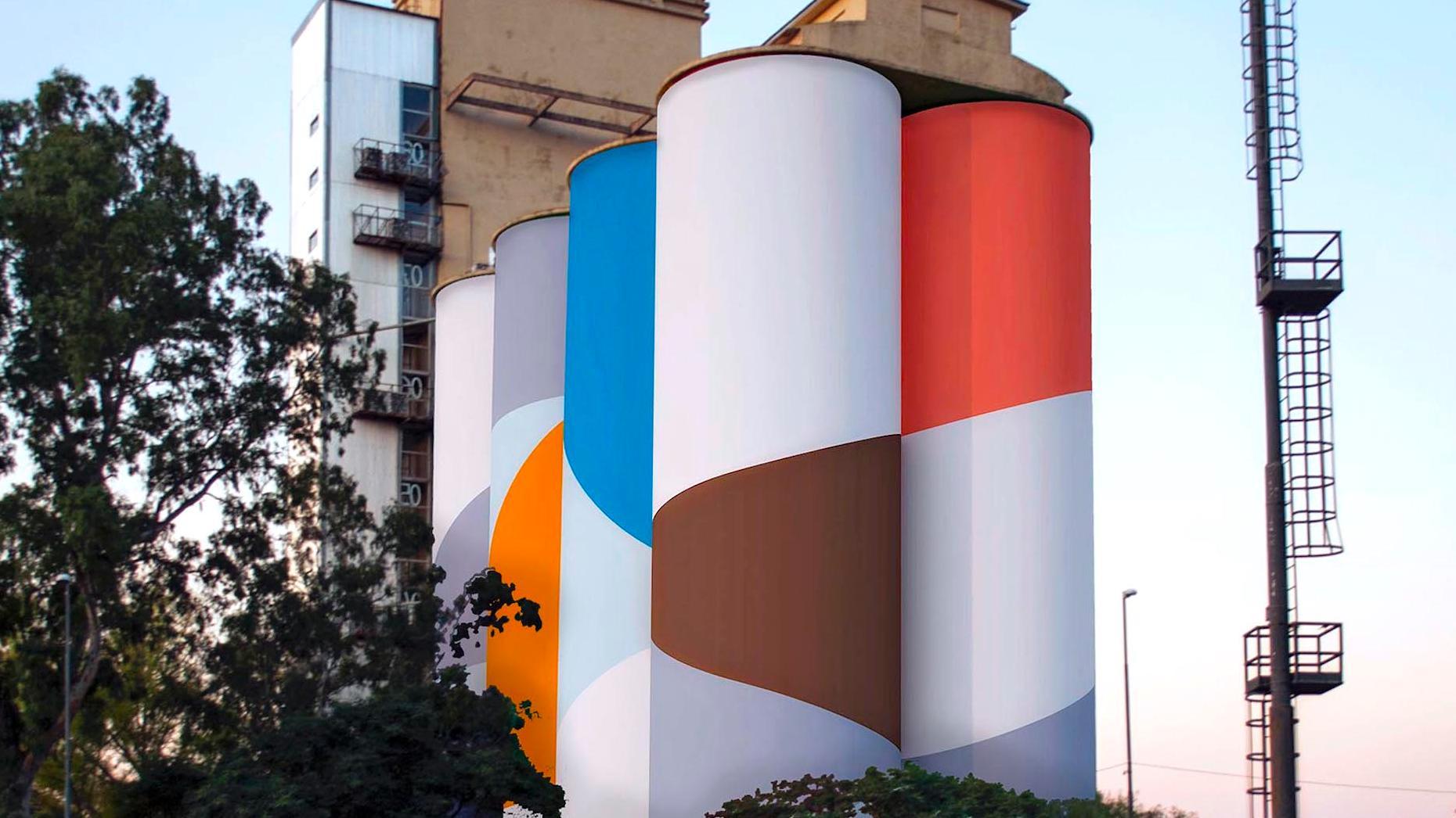 Arte por todos los rincones de la ciudad
