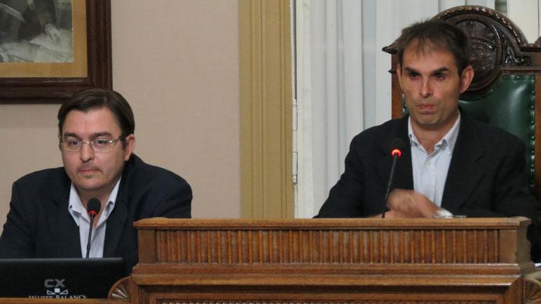 Sarasola y Plancich. El Concejal le pide respuestas al Intendente.