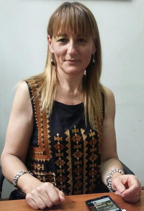 Patricia Ferraretto, área legal del Municipio.