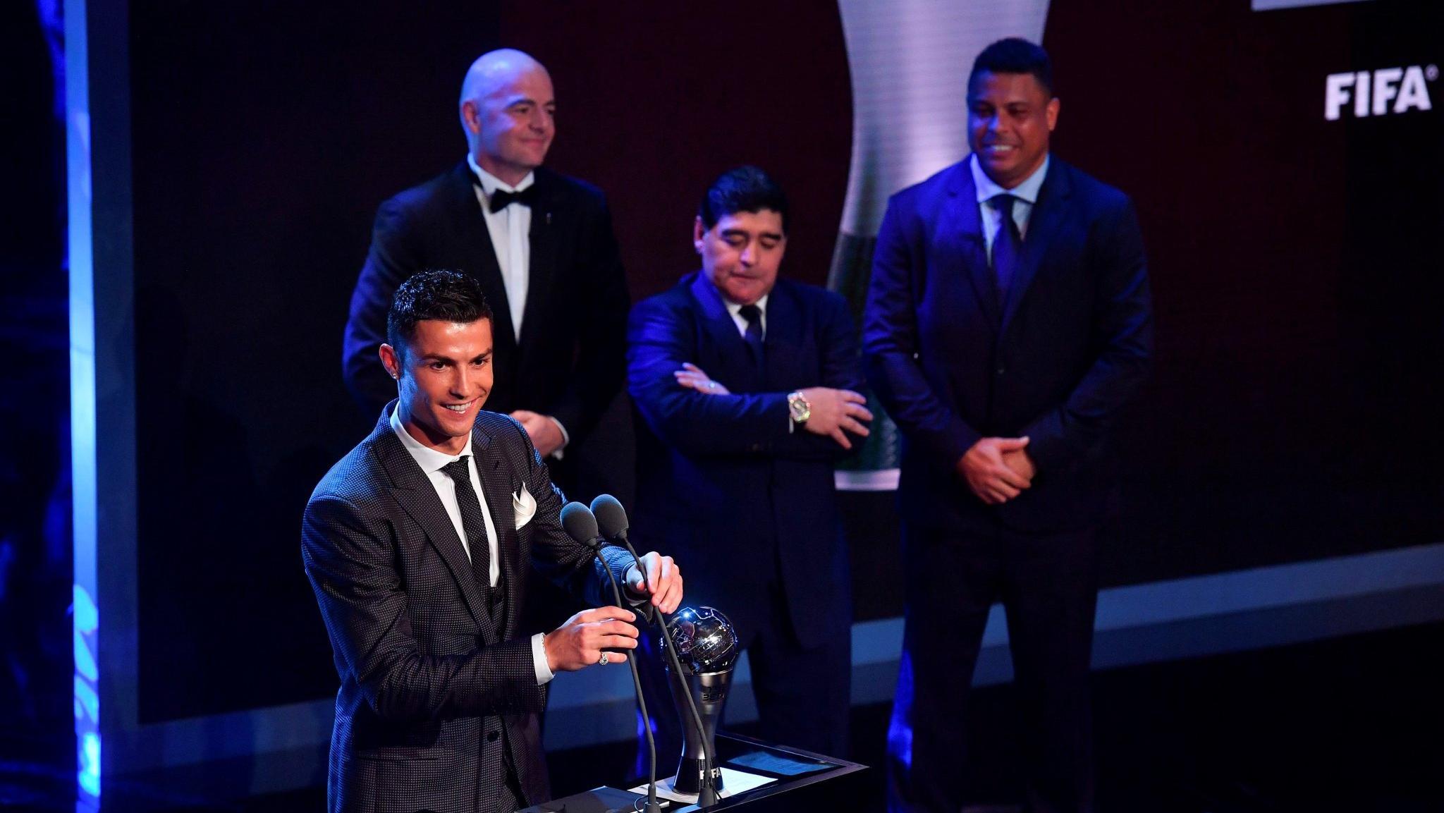 CR7 fue el mejor del año en un Real Madrid imparable.