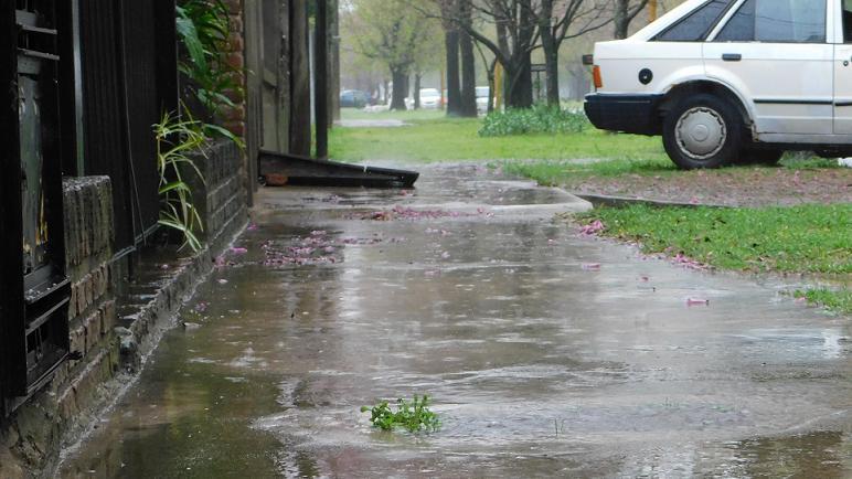 Se viene el agua. Desde este martes hay alerta de lluvias.