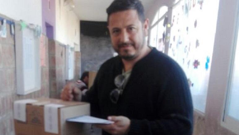 Ariel Pizzicotti, el hombre de la Fuerza Para el Cambio.