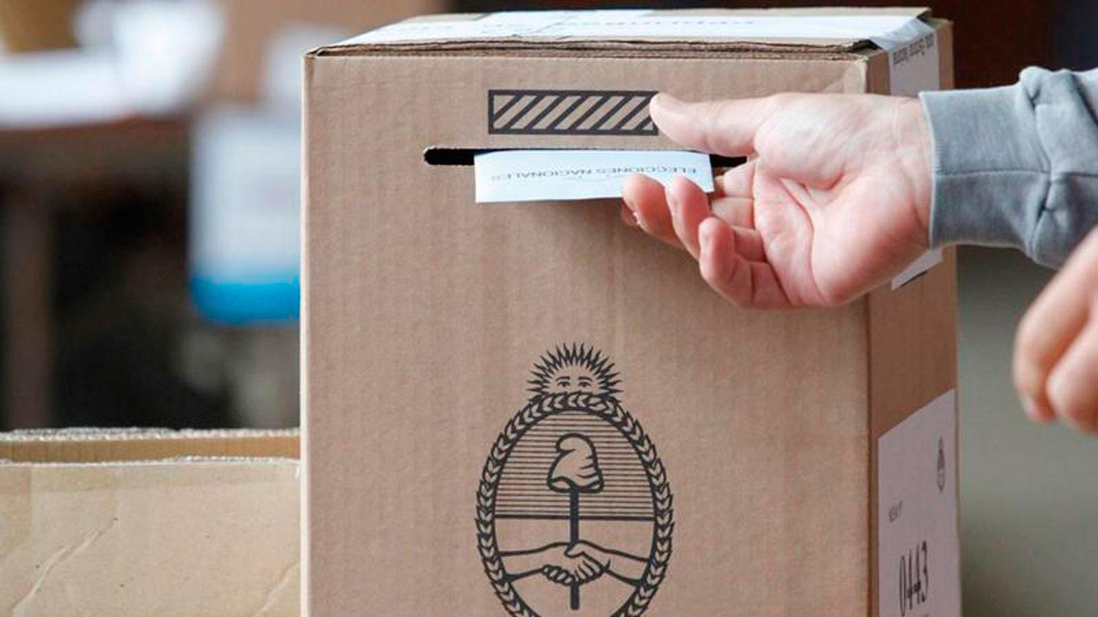 Se podrá denunciar faltante de boletas o infracciones a la veda electoral, entre otras cuestiones.