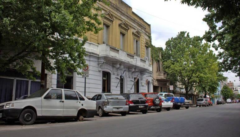 Comisaría séptima, apuntada por la desaparición de Franco Casco.