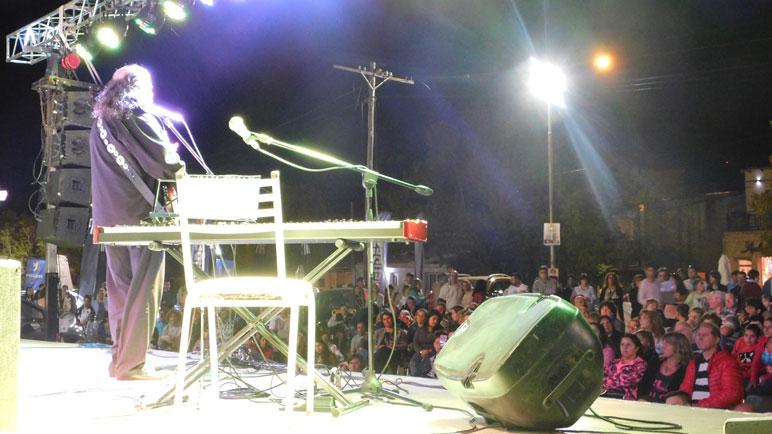Postales de la edición 2017 de la Expo Casilda.