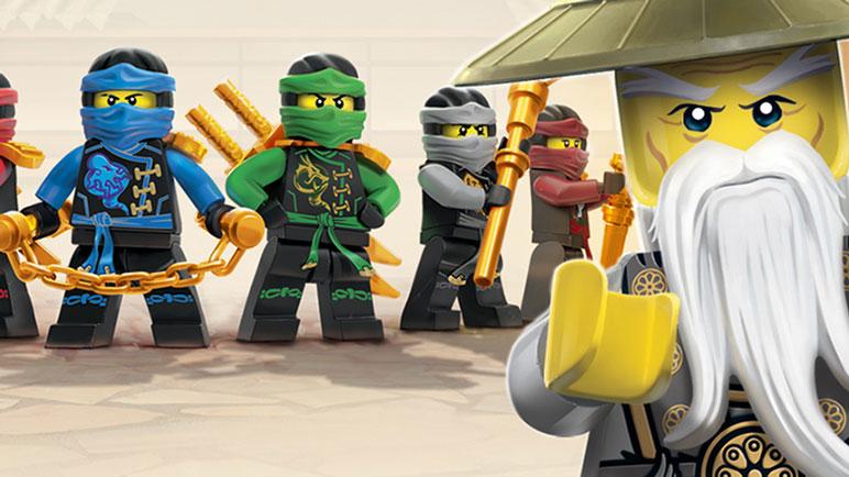 Los Lego están toda la semana en el Libertador.