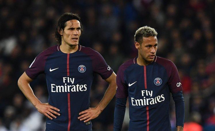 Neymar y Cavani llegaron a un acuerdo