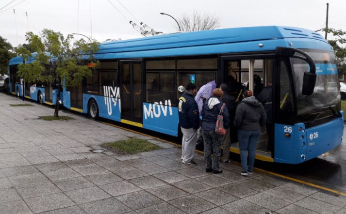 La línea Q, última incorporación de recorridos en el sistema.