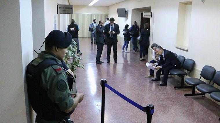 Los imputados dan batalla antes de llegar a juicio.
