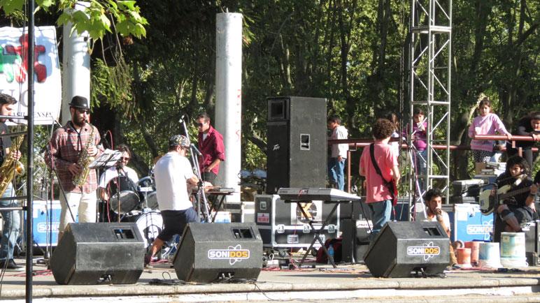 Los músicos de Casilda hoy escucharán al representante del Inamu.
