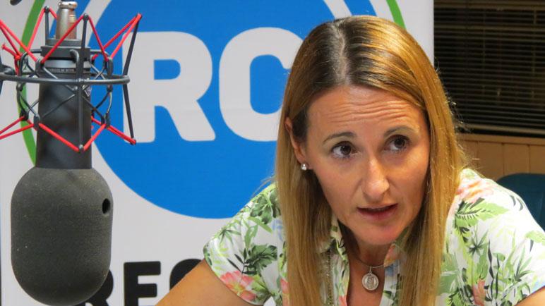 Patricia Ferraretto.