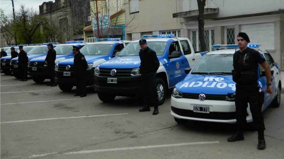 Desde el Municipio intentarán reforzar la presencia policial en las calles.