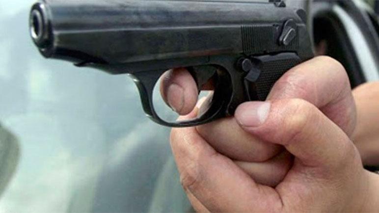 Testigos aseguran que los disparos provinieron desde el interior de un Polo verde.