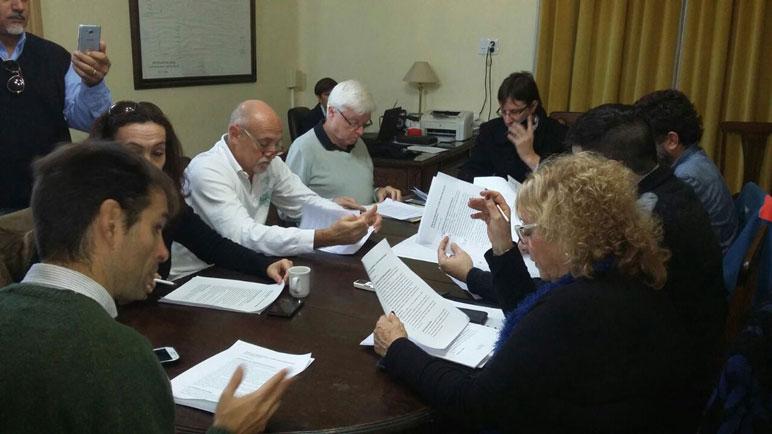 En el concejo casildense se renovarán tres bancas en 2017.