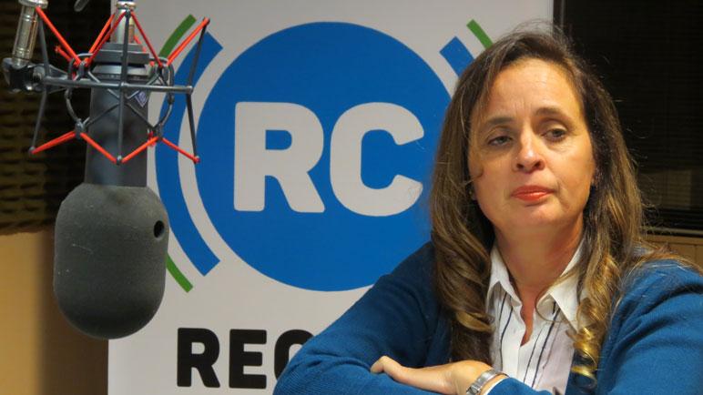 Marta Lapegüe se refirió al problema de implementar la recolección en Nueva Roma.