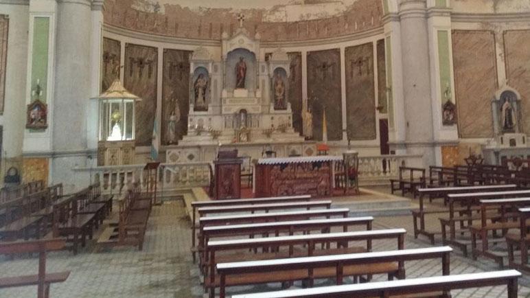 La Iglesia San Pedro celebra el día del Santo Patrono de la ciudad.