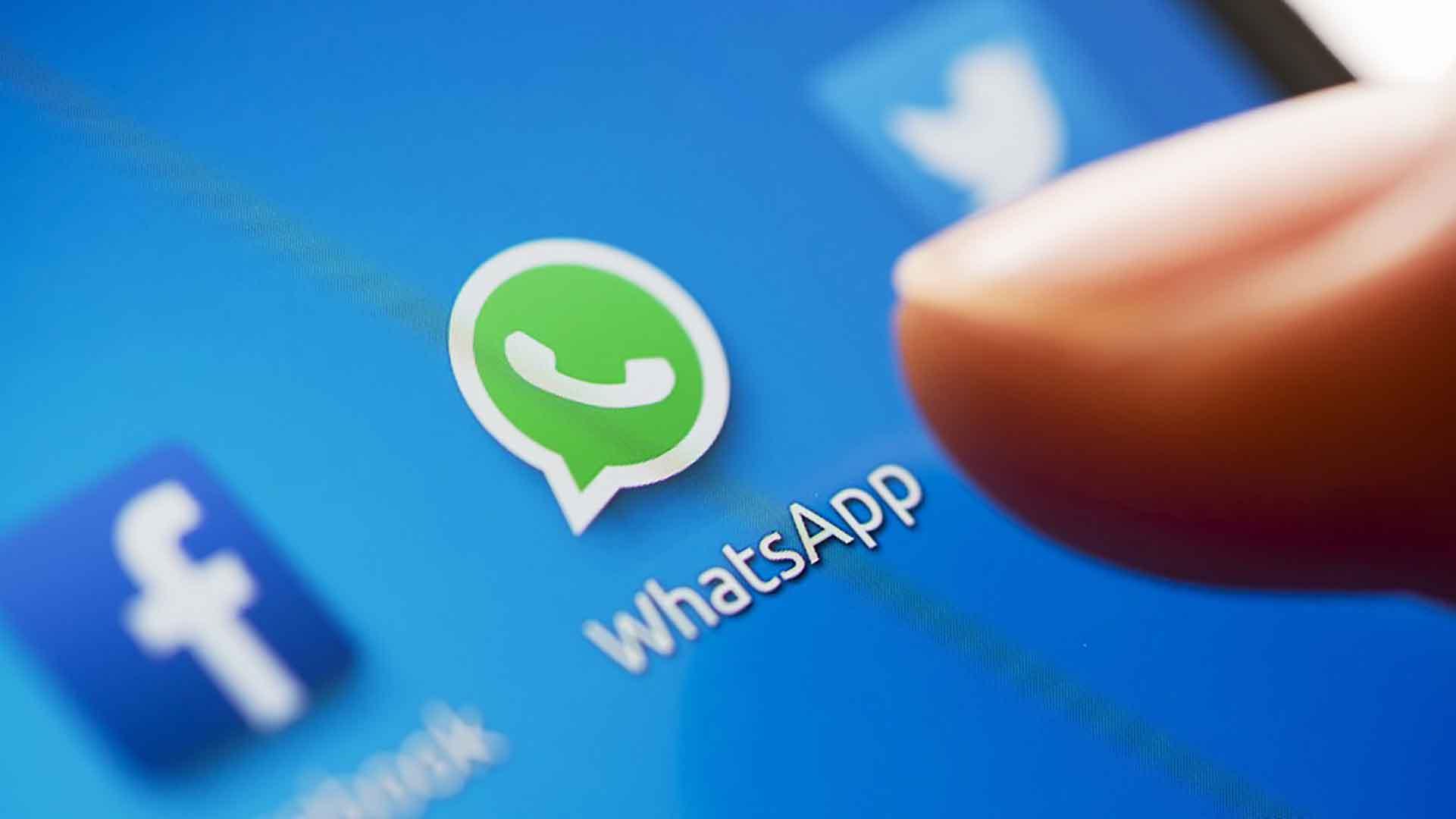 El whatsapp sirve como herramienta de alerta en Nueva Roma E.