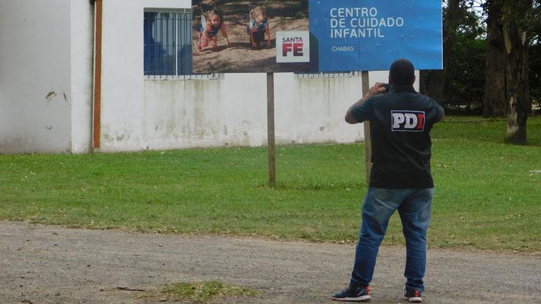 El Centro de Cuidado Infantil de Chabás tuvo serios inconvenientes.