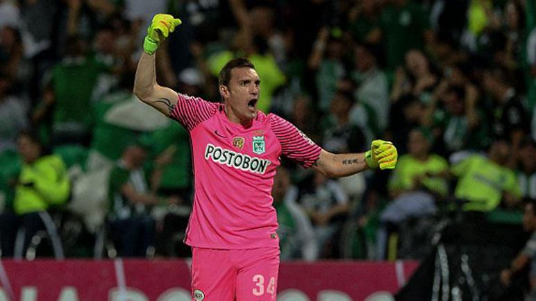 Armani no se cansa de ganar con Atlético Nacional de Medellín.