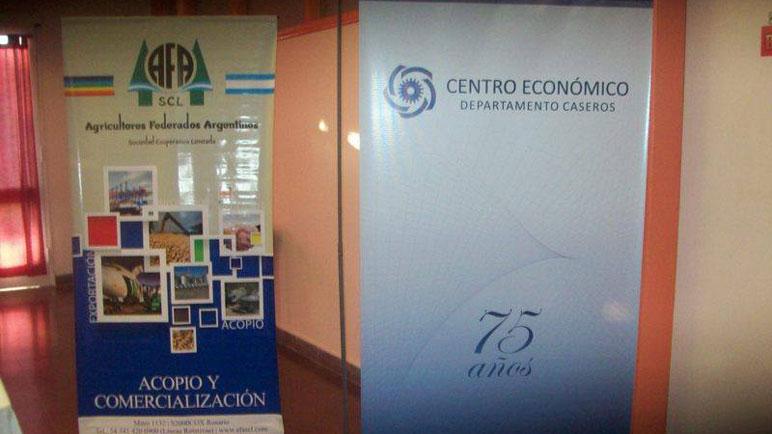 El Centro Económico pasa un duro momento financiero.