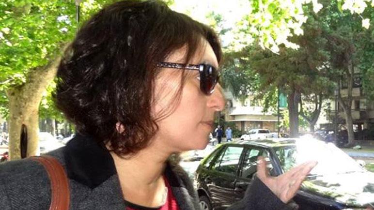 Gabriela Durruty, APDH.