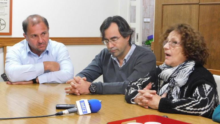 Germán Camiletti, Martín Gasol y Ana Tavella brindaron su testimonio.