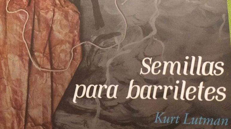 """""""Semillas Para Barriletes"""", el nuevo libro de Kurt Lutman."""