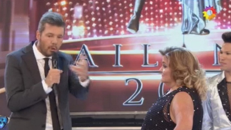 La pareja que representa a la Protectora de Animales debutó en el Bailando.
