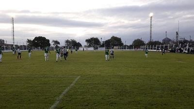 En Nueva Roma fue empate 1-1.