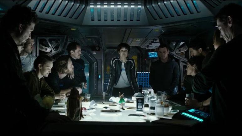 """""""Alien: Covenant"""" llega al Libertador este fin de semana."""