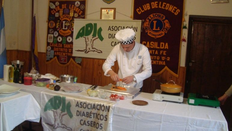 Jorge Scatolón se suma a la iniciativa de Adic Casilda.