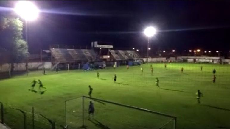 En el Cemento, Atlético Chabás será local de Atlético Pujato.