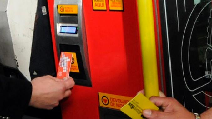 La UTE planea sumar un servicio para viajar con tarjetas.